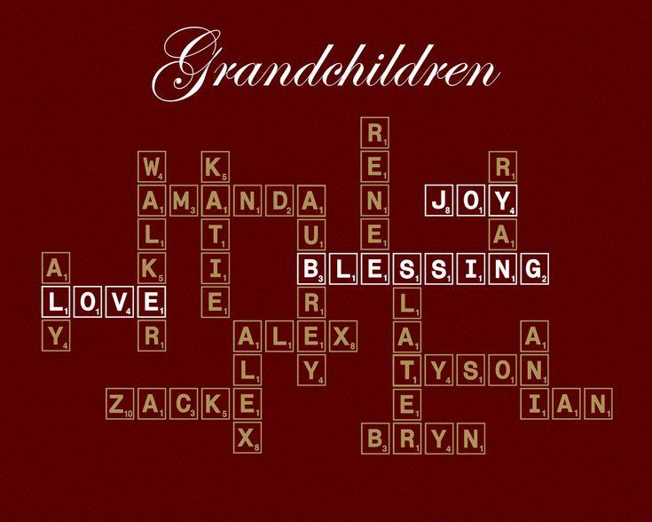 Messy Spot  Letters Crossword