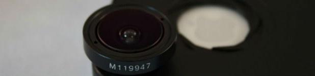 Système iPro Lens pour iPhone 4 et 4S [Test]