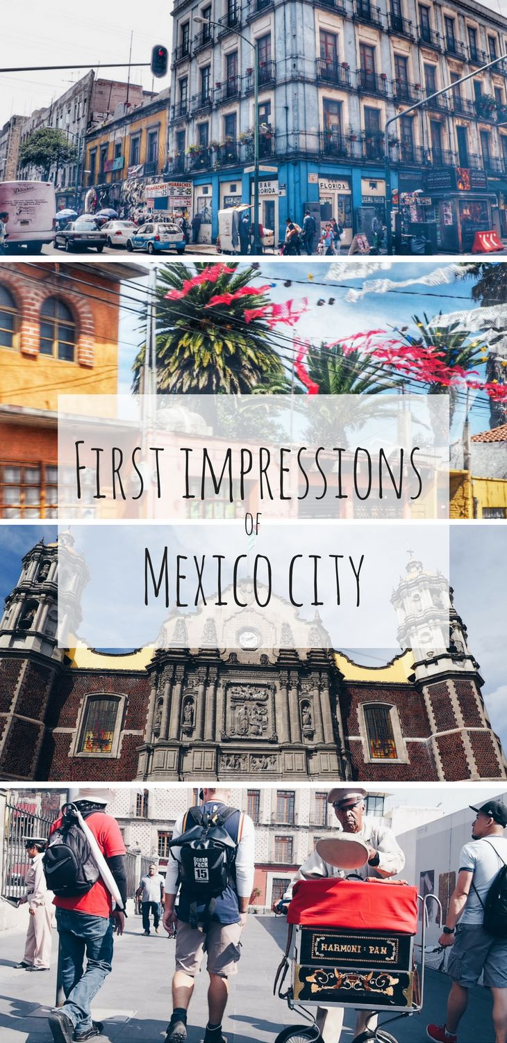One week in Mexico City: a traveller blogger's struggle to get to grips with the capital. Thinking of visiting Mexico City? It's an important stop on any Latin America trip, but the city is so big that you'll need to spend more time than you probably planned there!