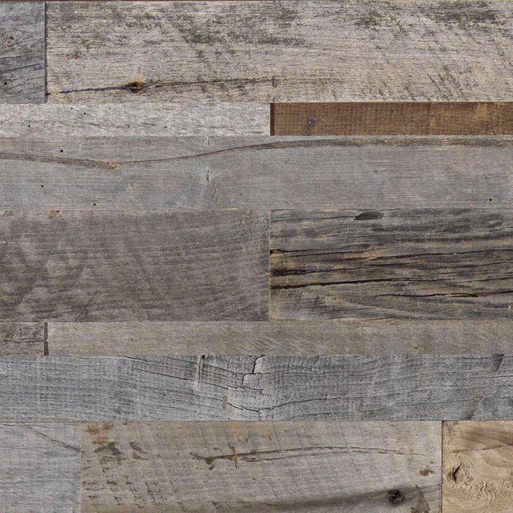 CUBE - Legno Vecchio di Ontano Grigio