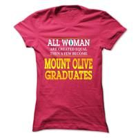 Mount Olive College Graduates For Woman