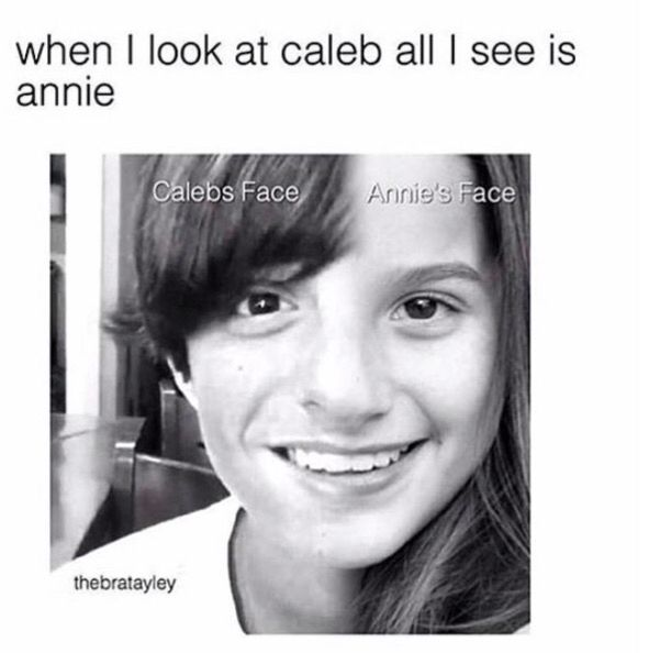 This is funny they look a lot alike