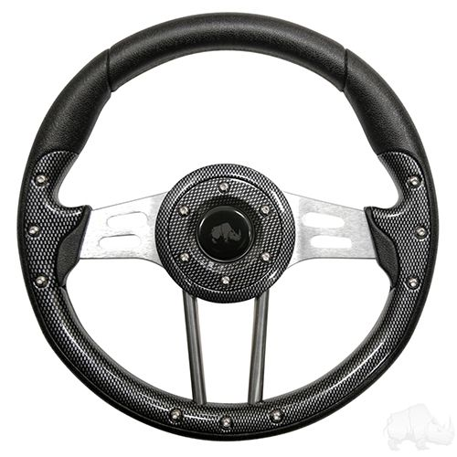 Yamaha Golf Cart Steering Wheel (Multiple Colors)
