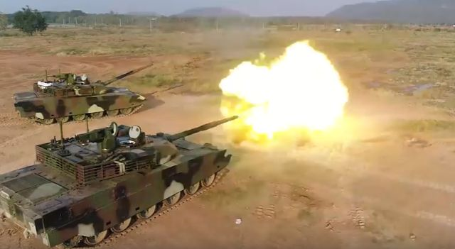 Military and Commercial Technology: Royal Thai Army VT-4 full video made By The Cavalry Center