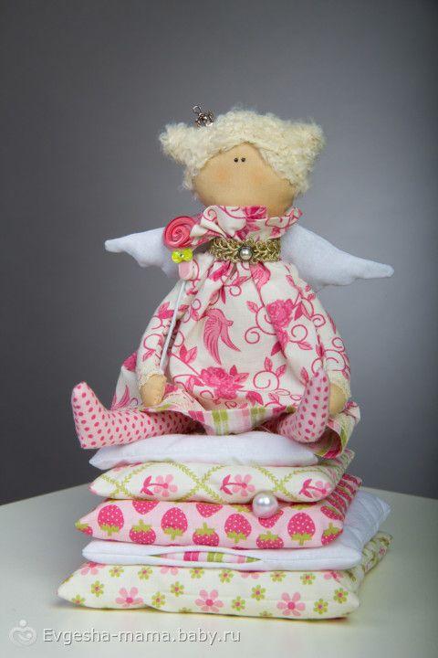 Тильда принцесса на горошине. Куклы тильда. Куклы Ручной работы