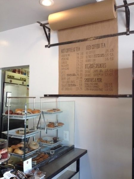 Sea Salt Coffee at the Surf-Inspired Dogtown Coffee - Eater LA