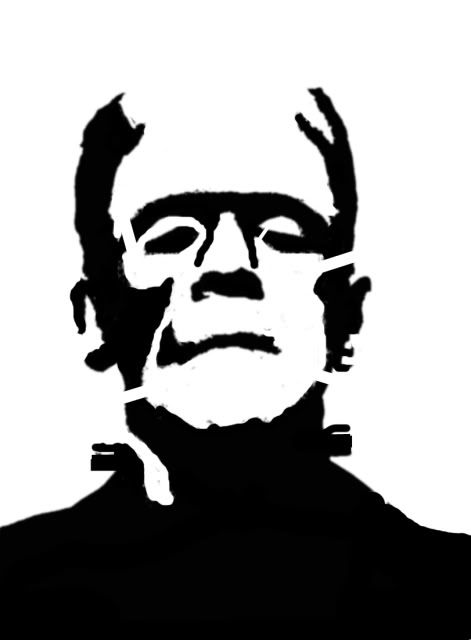 161 best images about stencil on pinterest halloween pumpkin carvings owl templates and carving for Frankenstein pumpkin templates