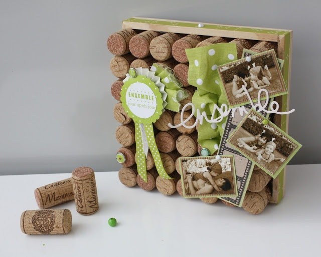 Cork creation