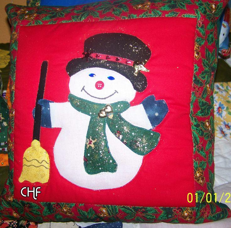 Cojines navideños