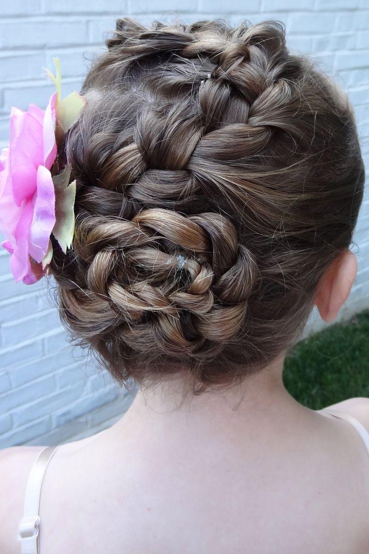 13 best dance recital hair images on pinterest | hairstyles, dance