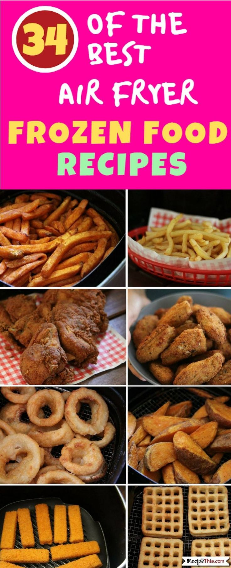 Air Fryer Frozen Food For Beginners Air fryer oven
