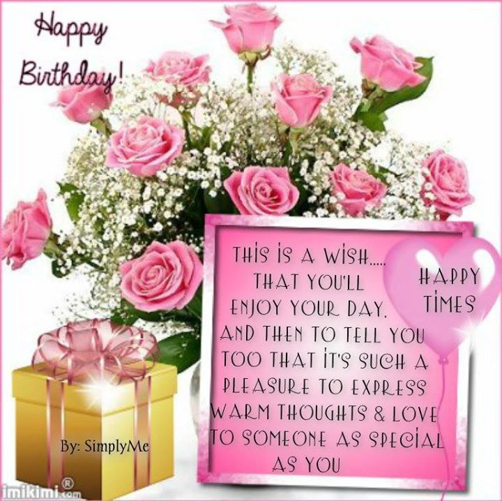 4779 Best Images About Birthday Greetings On Pinterest