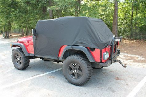 Jeep Jacket – LJ Unlimited
