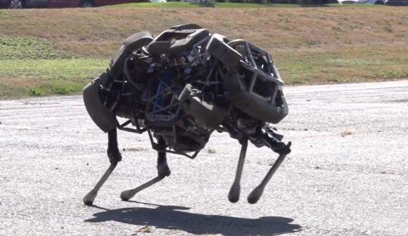 wildcat    Boston Dynamics   2013