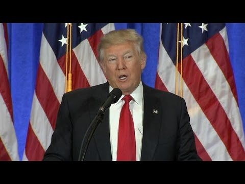 11 Jan '17:  Donald Trump's SHOCKING Press Conference As President-Elect - YouTube - TYT Politics - 17:17