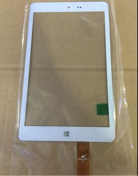 HSCTP489-8 piezas de Repuesto Digitalizador de pantalla táctil De 8 pulgadas de Chuwi Hi8 Mesa