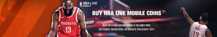 Buy nba live mobile coins - MMOAH.com