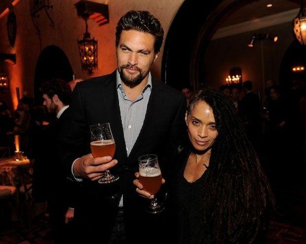 Jason Momoa (Khal Drogo) est en relation avec l'actrice Lisa Bonet depuis 2005 (ils ont 2 enfants)
