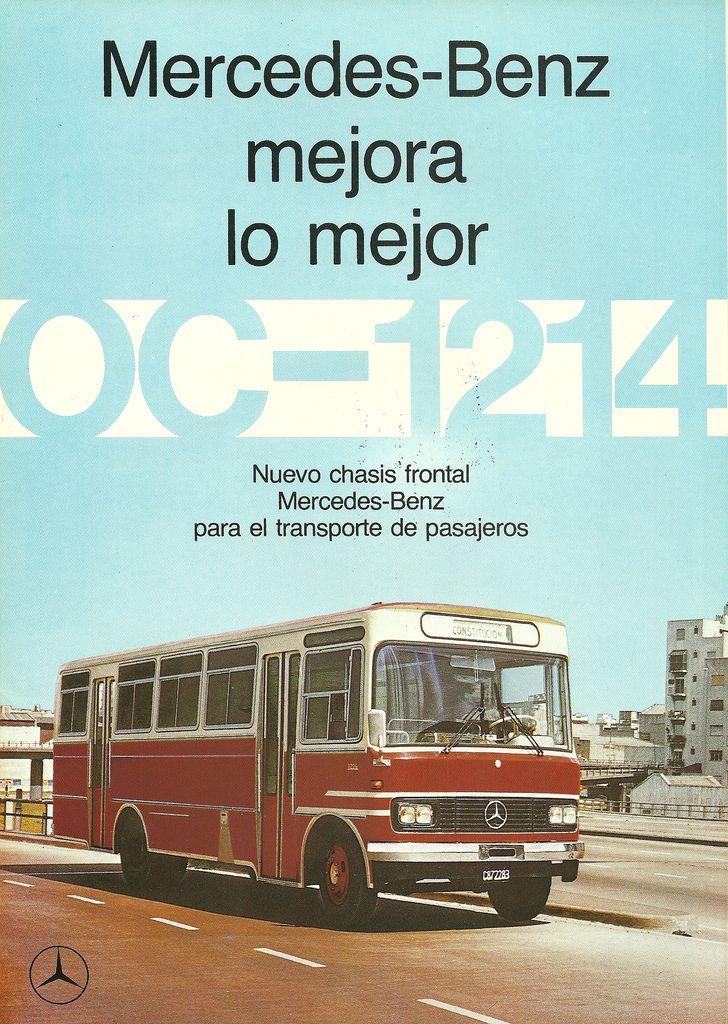 Mercedes benz oc 1214 ad argentina mercedes benz ads for Mercedes benz argentina