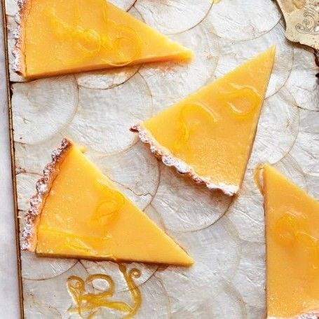 This gin and tonic tart will make you happy