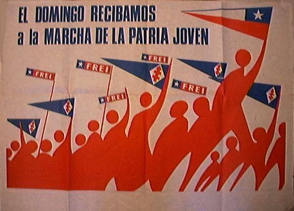 Marcha de la Patria Joven, 1964
