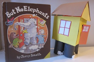 BOOKS but no elephants Adventures in Reading With Kids: Elephants
