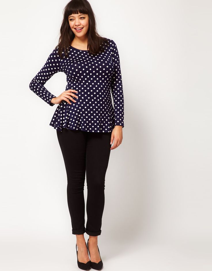 plus size clothing for women for fall | ... 2012 – 2013 Plus Size Fashion Trends | Real Women Have Curves Blog