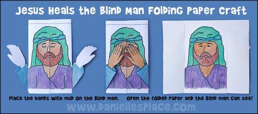 the miracle of healing the blind man bartimaeus Healing the man born blind  lesson 4 ★ bartimaeus  ( bartimaeus had faith god loved bartimaeus jesus performed a miracle.