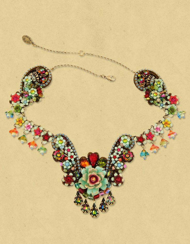 Michal Negrin ~ NECKLACE 10713