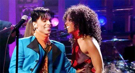 Prince & Tamar (SNL 2006)