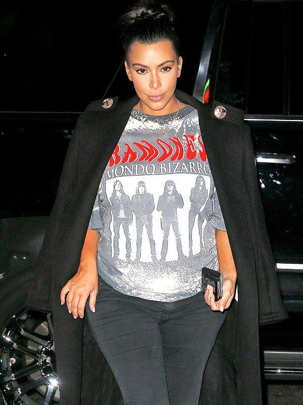 Thank You, Yeezus! Kim Kardashian West Turns Kanye's Clothes into MaternityWear http://celebritybabies.people.com/2015/09/08/kim-kardashian-west-pregnant-maternity-kanye-ramones-shirt/