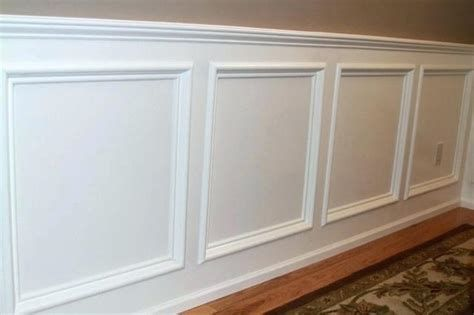 wainscoting lowes wainscoting trim molding colonial, lowe