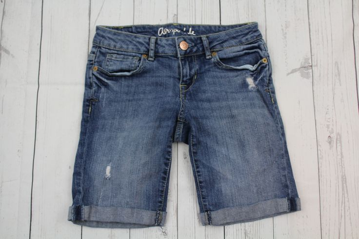 Aeropostale Long Shorts Size 0