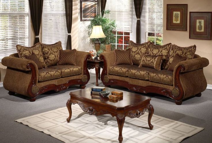 Wonderful traditional sofa for your house elegant - Small living room furniture for sale ...