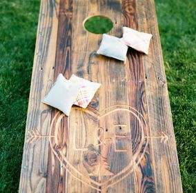 s don t tailgate til you see these awesome cornhole boards, outdoor living, woodworking projects