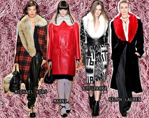 Moda invierno 2013   tendencias