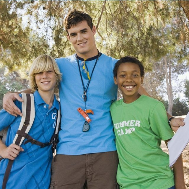 Be a Church Camp Counselor