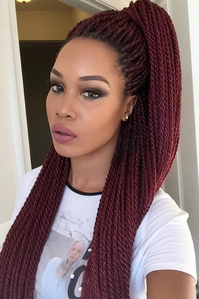 Twist Hairstyle Endearing 138 Best Braid Ideas Images On Pinterest  Natural Hair Natural