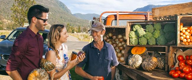 Taste some delicious, fresh and seasonal produce from your local farmer. It's Eat Local Week in various locations of the Scenic Rim. Find out more here: http://www.highlifemagazine.net/eat-week-local-2015/ #SEQ #Highlife #DownsLiving #EatLocalWeek #LocalFarmers