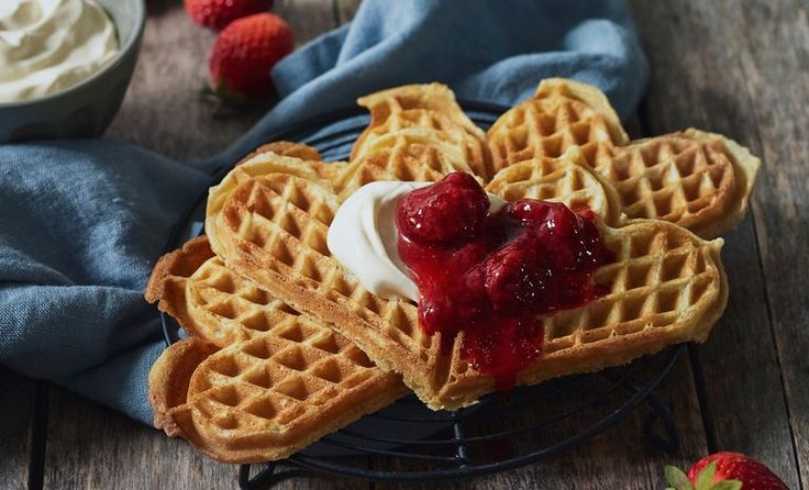 The world's best waffles