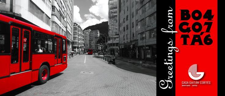 #Bogotá #MidCenturyModern