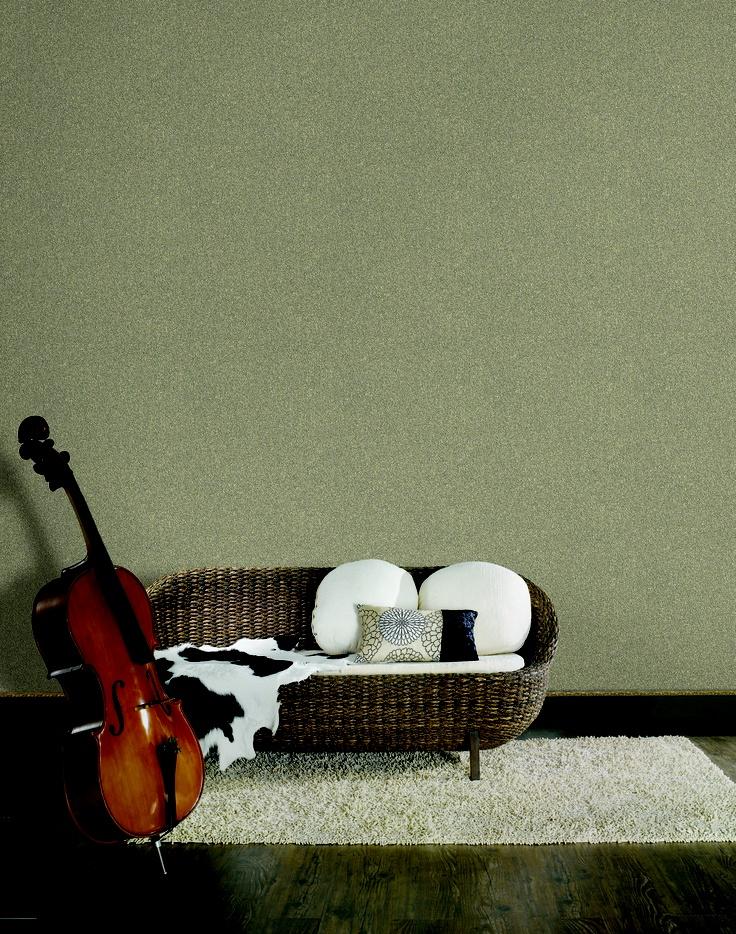 """Z:IN """"교감하는 벽지, 살아있는 벽지 지니아"""" by 지인"""
