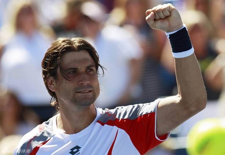 DF / SF/ 4 / Novak Djokovic / 2 / 2-6 6-1 6-4 6-2