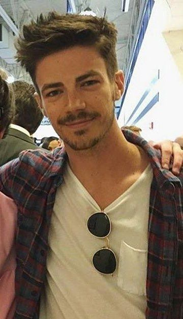 Grant Gustin. I want to do so much with that boy.