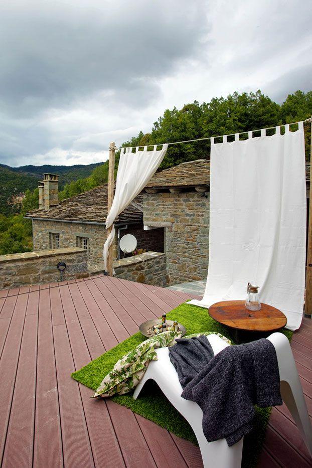 mikro papigo hotel-Vikos gorge Greece