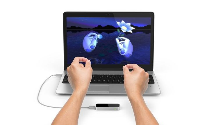 The Leap Motion Controller lets you interact directly with digital content on Windows PCs using your bare hands. (Legacy support for Mac OS X is also available.). Quick setup: download the Leap Motion software, plug the device into your USB port, and you're ready to go. | eBay! #christmasgifts #christmas #pcgames #fashion n