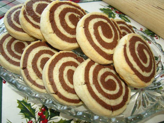 Mennonite Girls Can Cook: Flashback Friday - Pinwheel Cookies