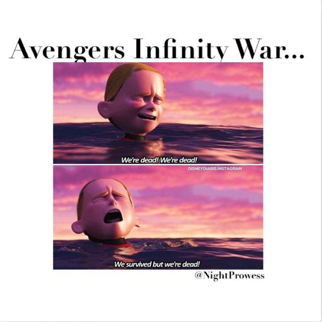 Avenger Infinity War Marvel Memes Avengers Marvel Avengers