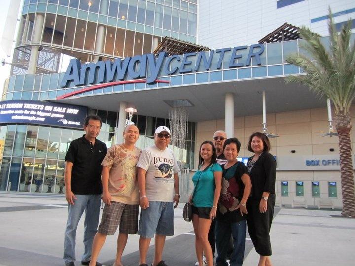 Amway Center, Orlando Florida