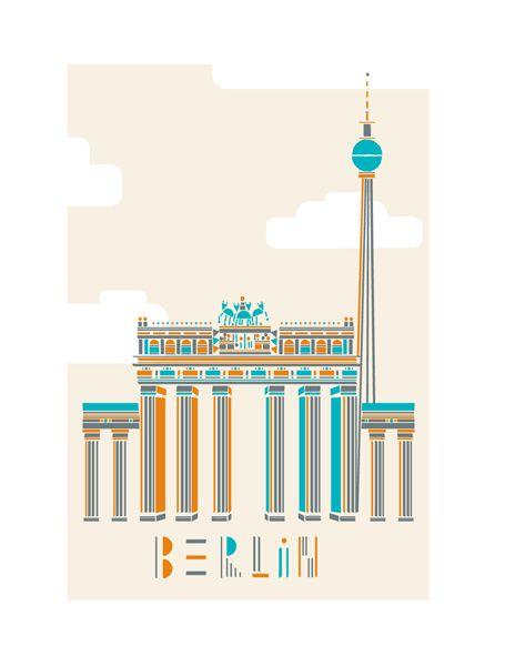 berlinTravelposters